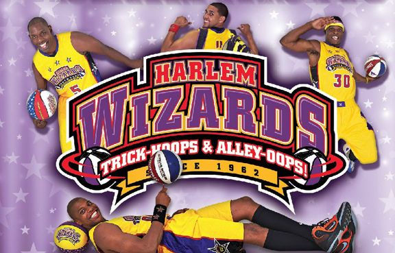 Harlem Wizards Coming October 21st to PTHS!