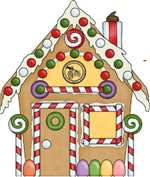 Virtual Gingerbread House Making