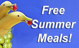 Pemberton provides free summer meals!