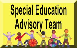 Special Education Advisory Team Meeting