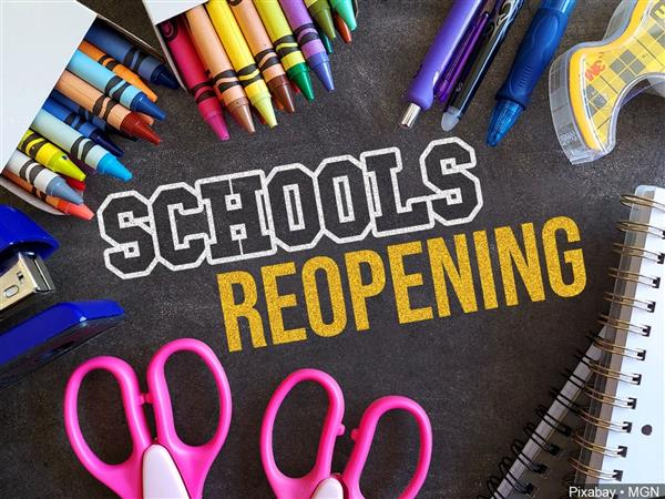 PTHS Reopening Plan Frequently Asked Questions