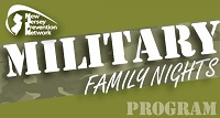 Military Family Nights: Starting December 3rd